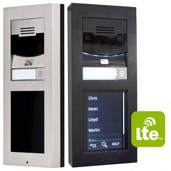 2N LTE Verso 4G Intercom