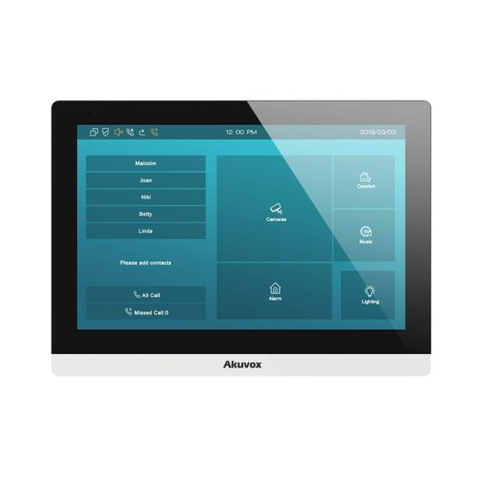 Akuvox C317 Indoor Monitor