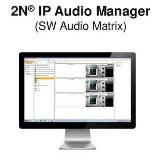 2N SIP Audio Manager