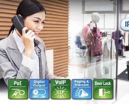 Cost effective PA Solution - integrate PA Speakers with IP Phone System