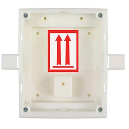 2n-2n 9155017-flush-installation-box for-ip-solo-intercom