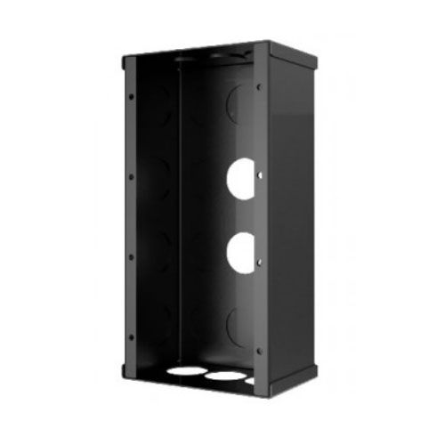 Akuvox E21 in wall installation box
