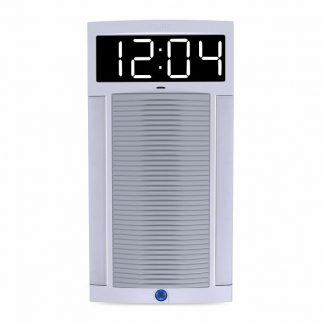 Algo 8190 Speaker with Clock